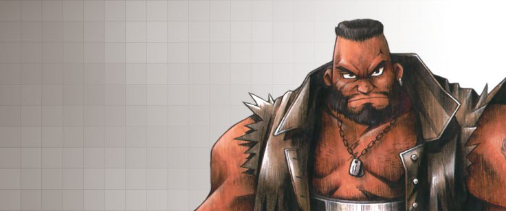 Barret Final Fantasy