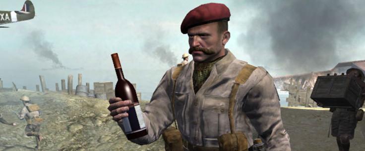 Call of Duty Captian Price