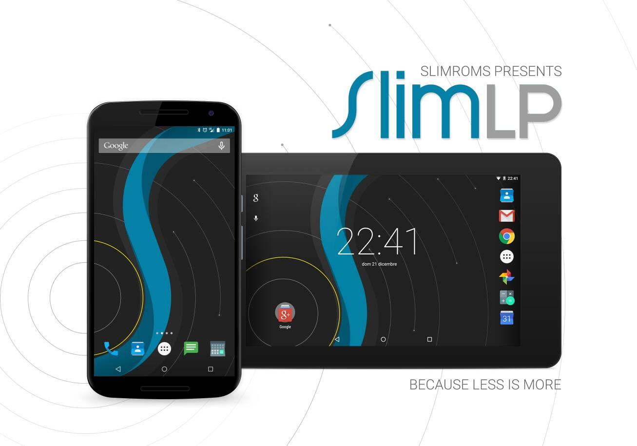 SlimLP Alpha 1 ROM for Galaxy S4 LTE (GT-I9505)