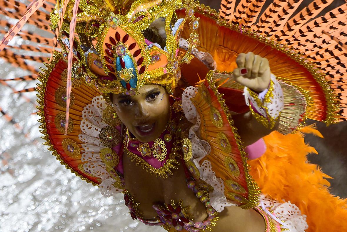 Rio Carnival 2015 Beija Flor
