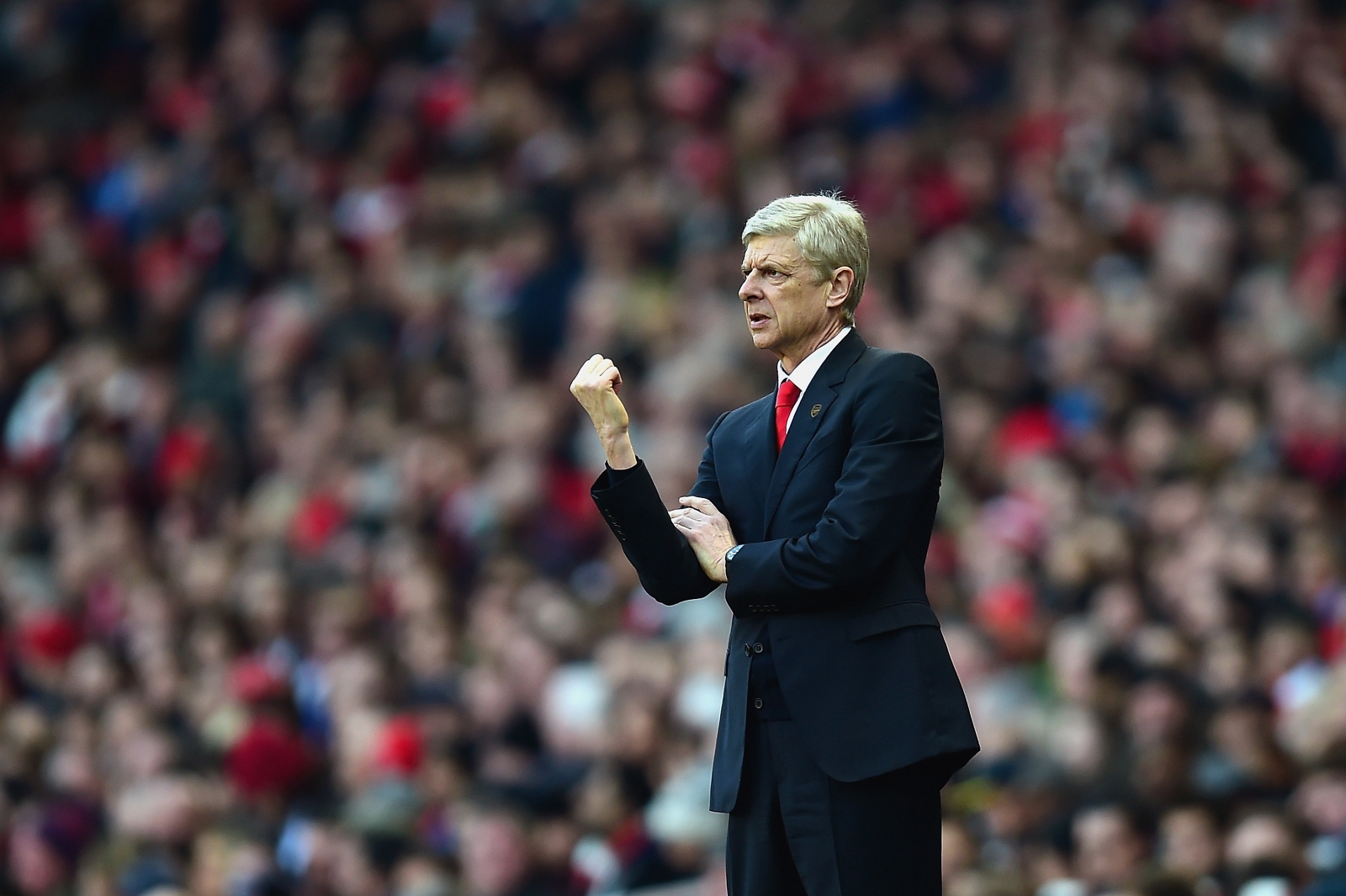Arsene Wenger Urges Arsenal To Curb Any Complacency
