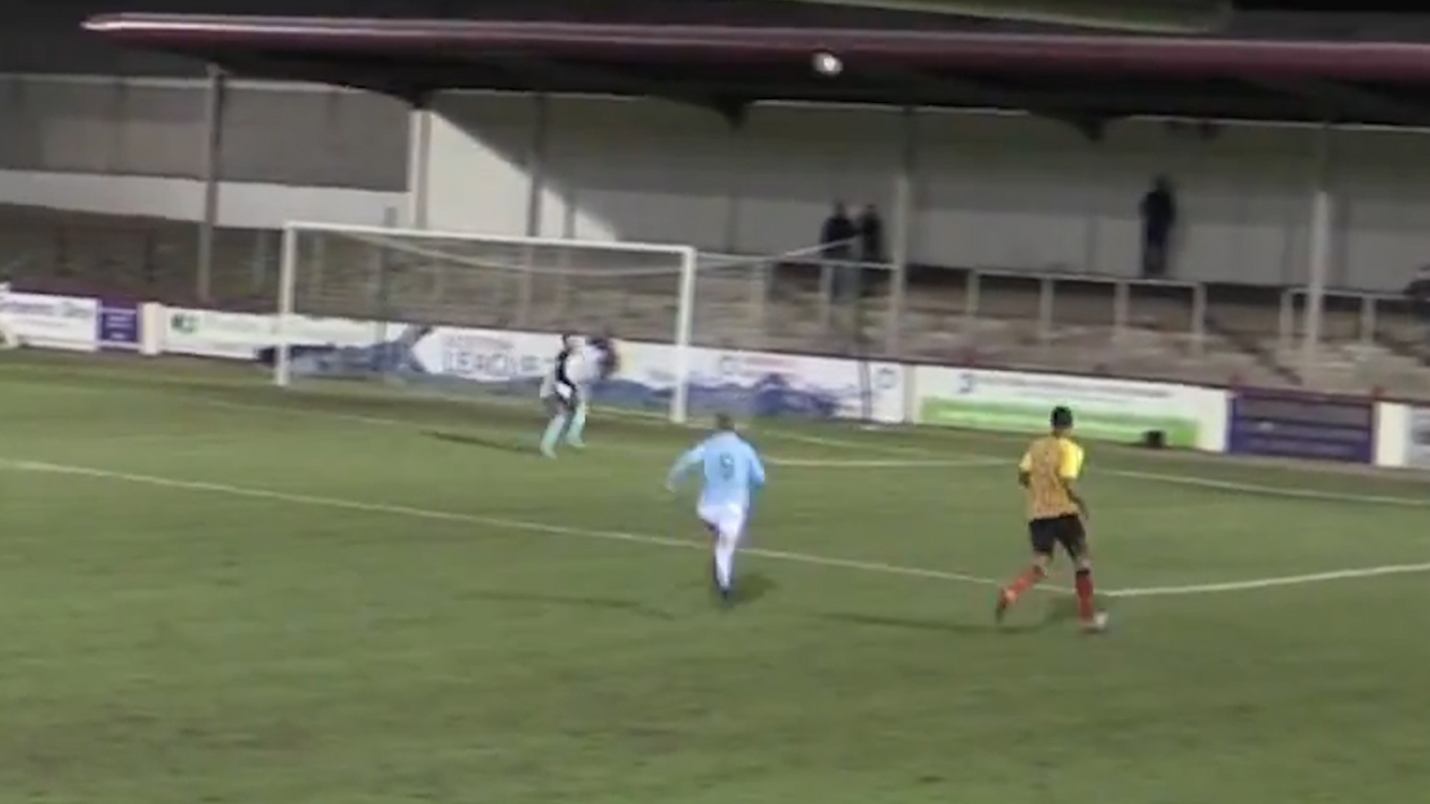 Ben Richards-Everton scores spectacular own goal for Partick Thistle