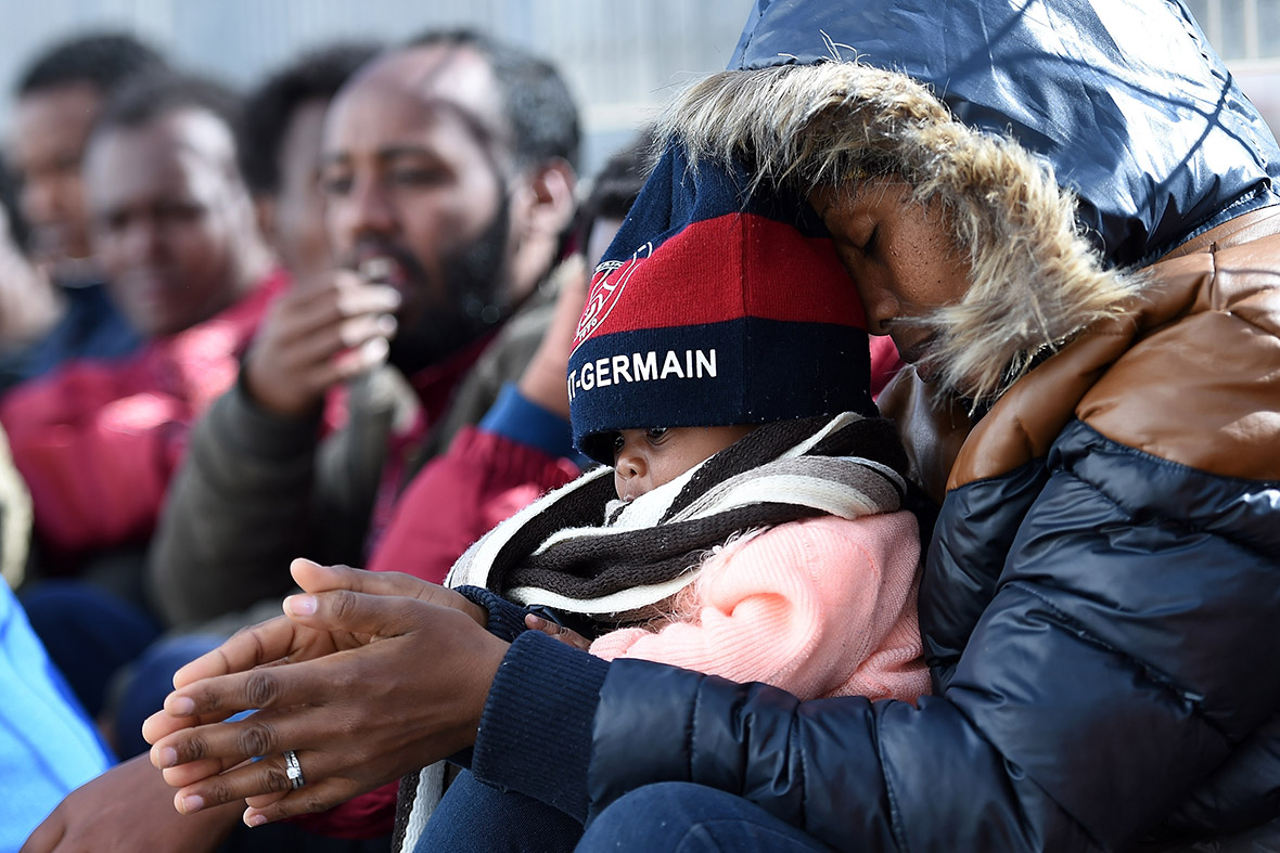 migrants Lampedusa