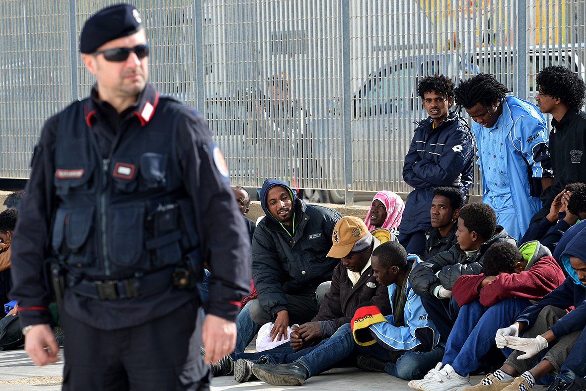 migrants Lampedusa