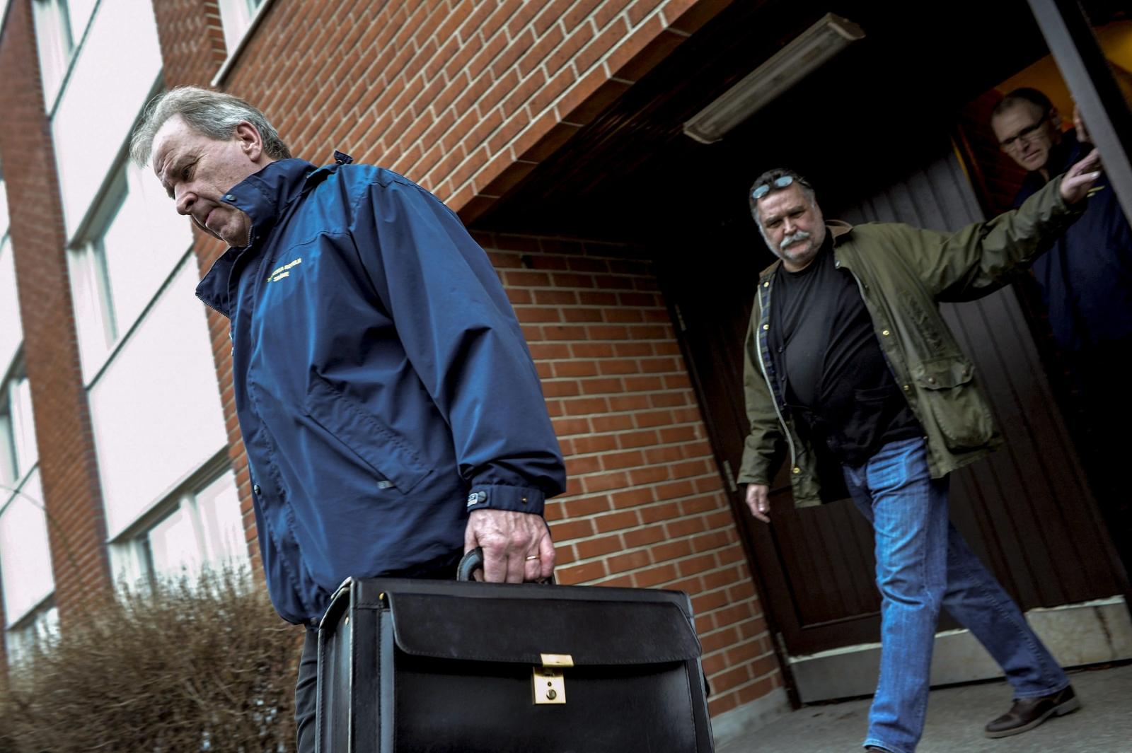 Swedish daughters held captive Bromolla