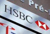 HSBC Swiss office