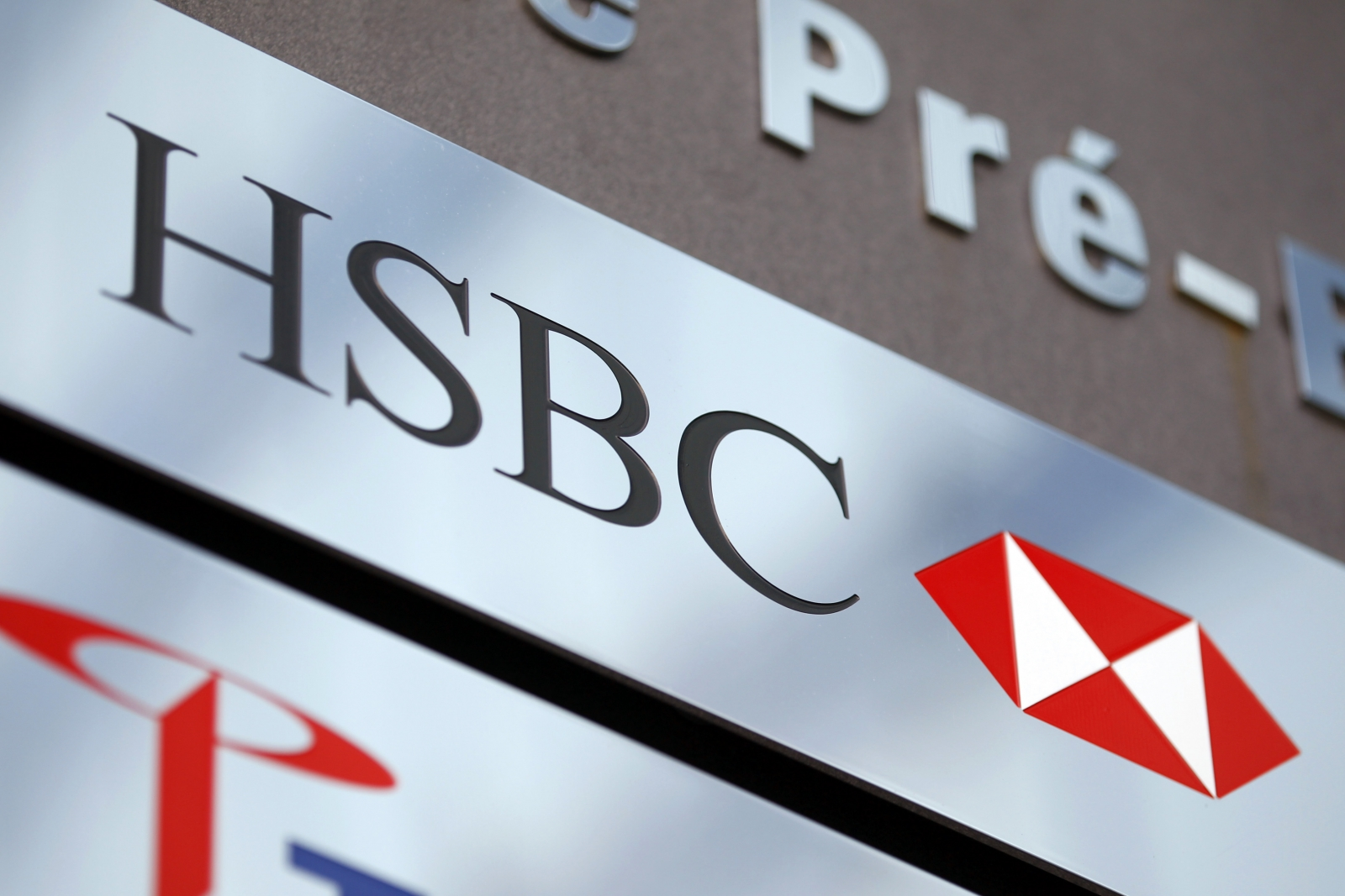 HSBC Swiss office