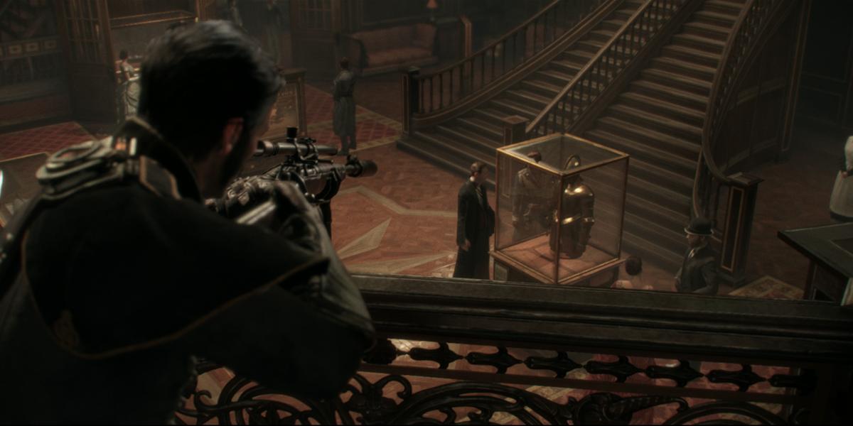 The Order 1886 Gameplay screenshot