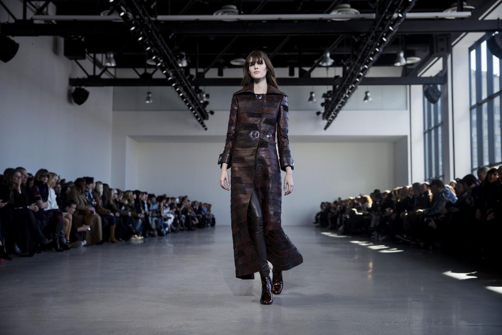 Calvin Klein rocks into Fall 2015