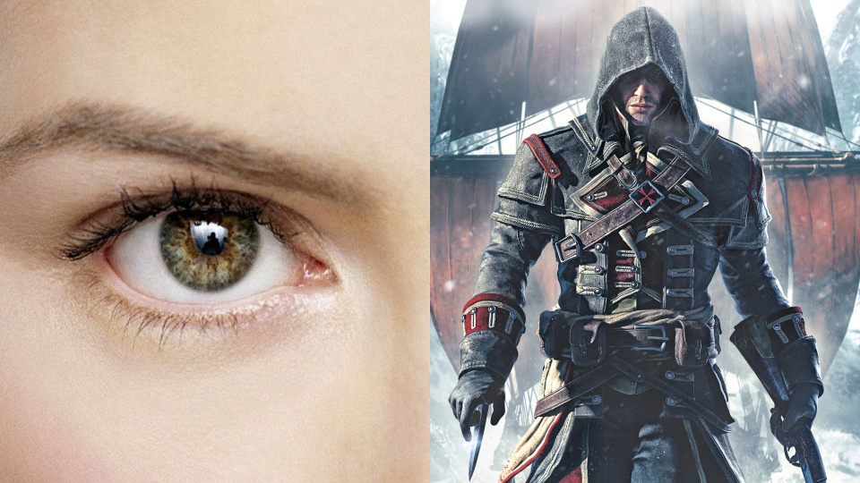 Assassin's Creed Rogue's Tobii Tech eye-track technology changes the game