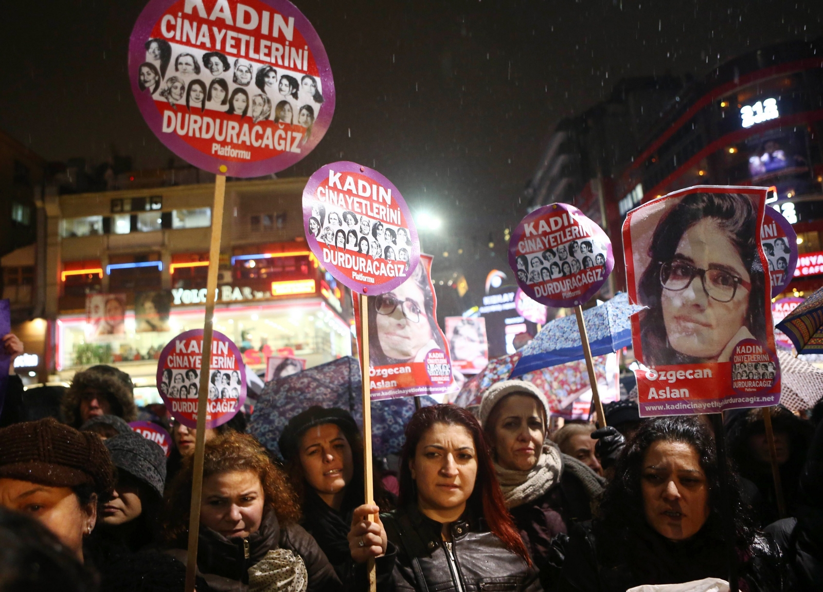 Ozgecan Aslan Women Turkey