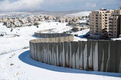 snow israel