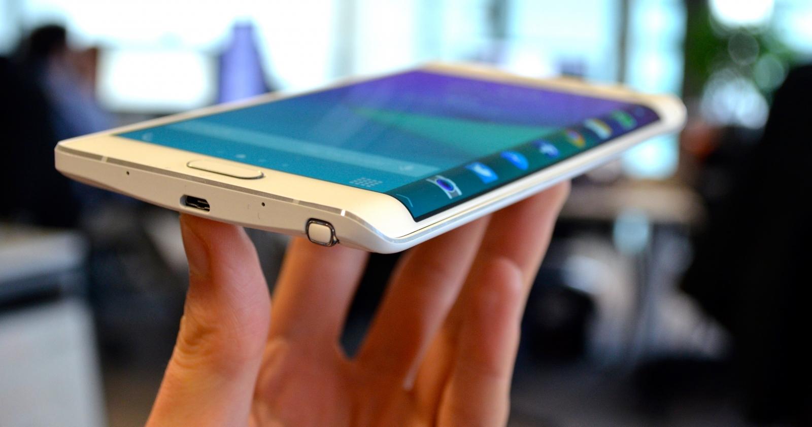 Samsung Galaxy Note 4 Edge