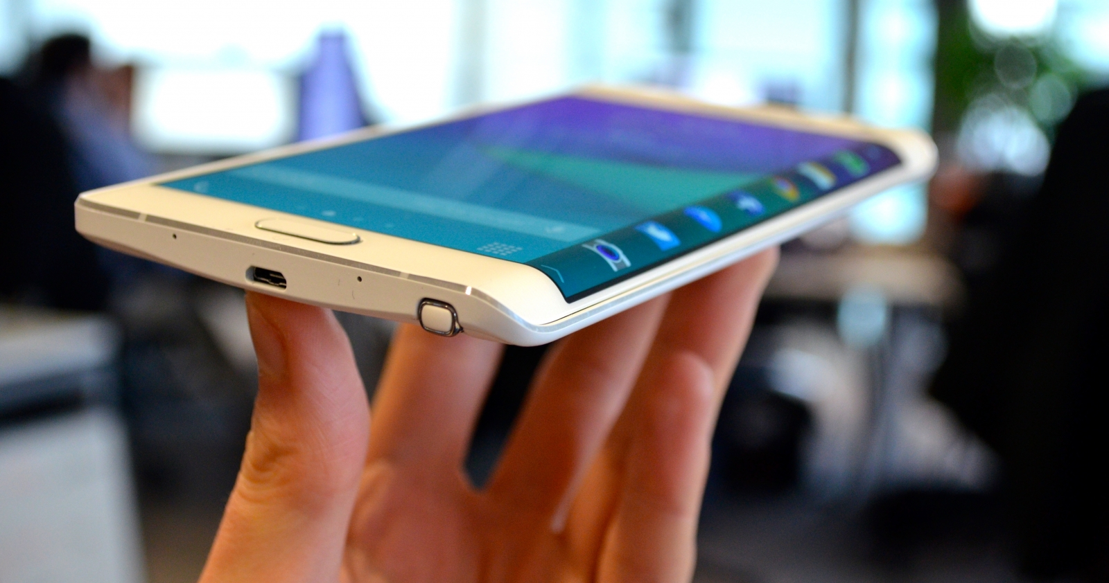 September security patch for Galaxy Note4