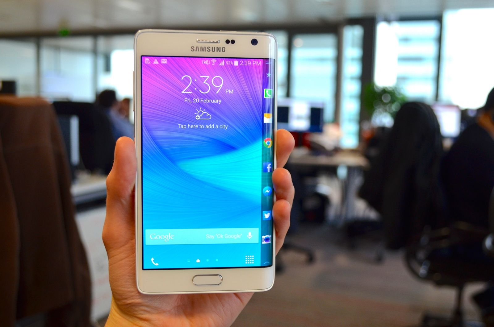 Android Lollipop OS update active for Samsung Galaxy Note 4 and Galaxy Note Edge users on US Cellular