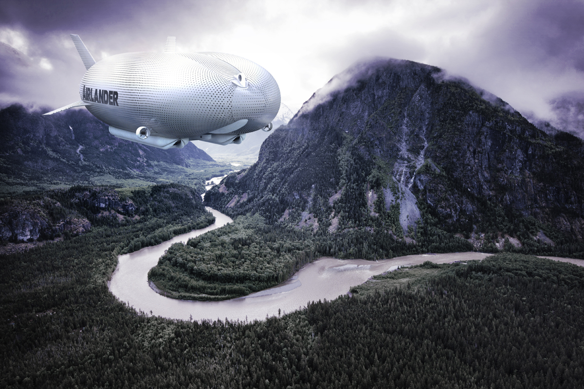 World's largest aircraft Airlander 10 launch date