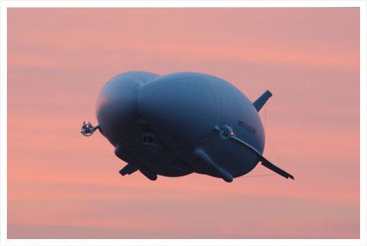 Airlander 10: UK bringing airships back into fashion with world's largest aircraft