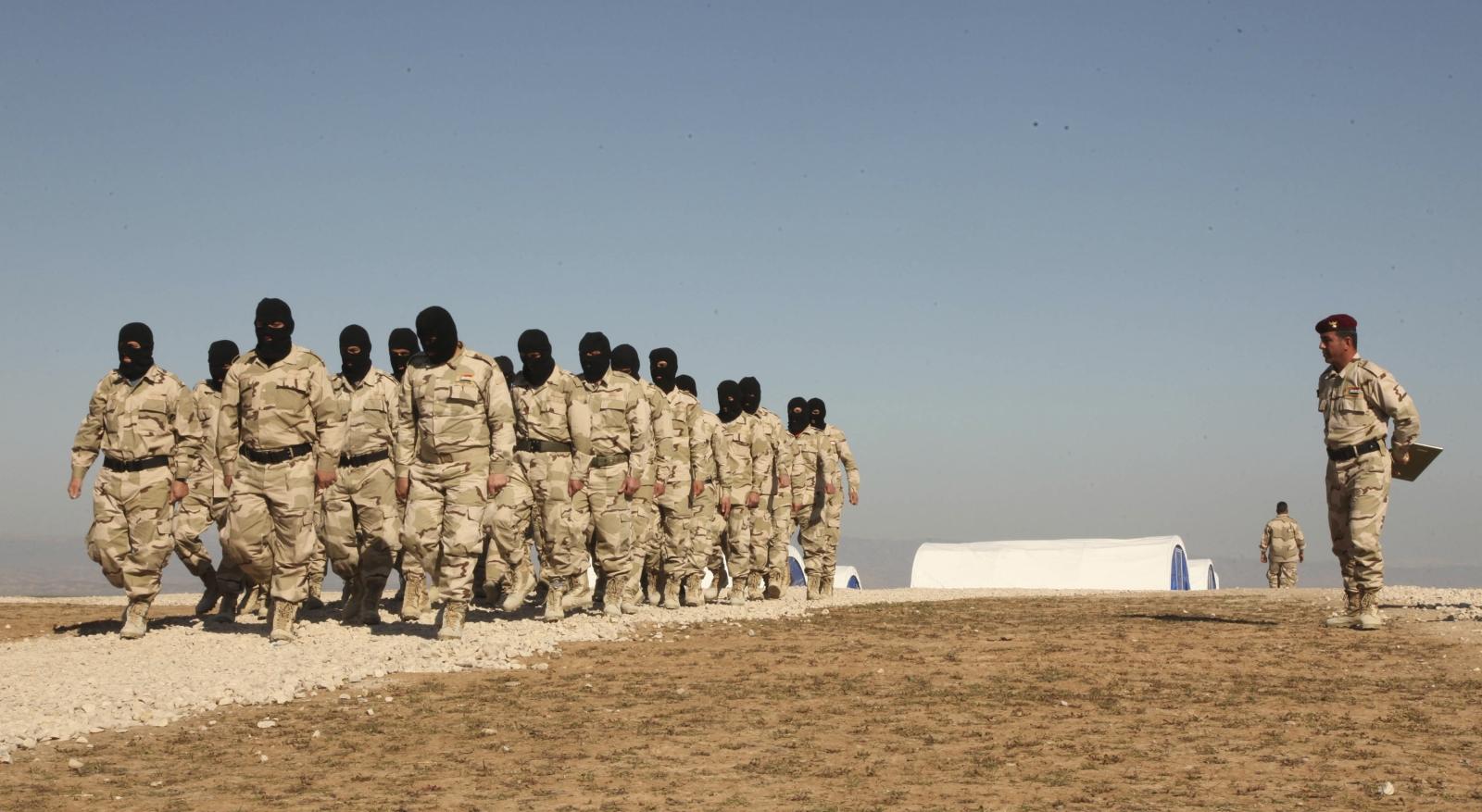Iraq military Mosul