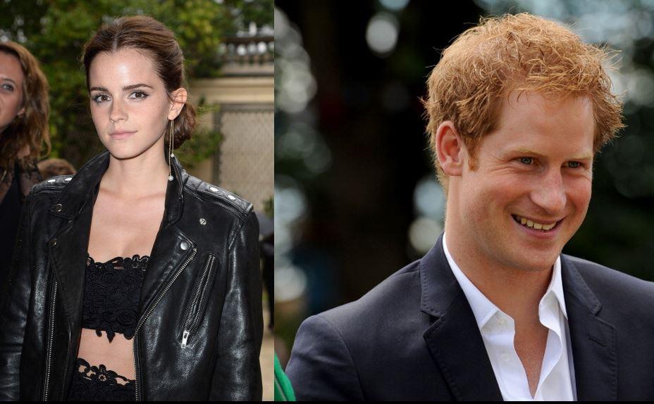 Emma Watson and Prince Harry dating
