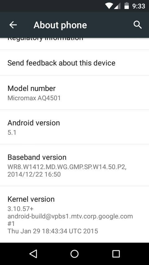How to install Android 5.1 Lollipop stock ROM on Android One smartphones
