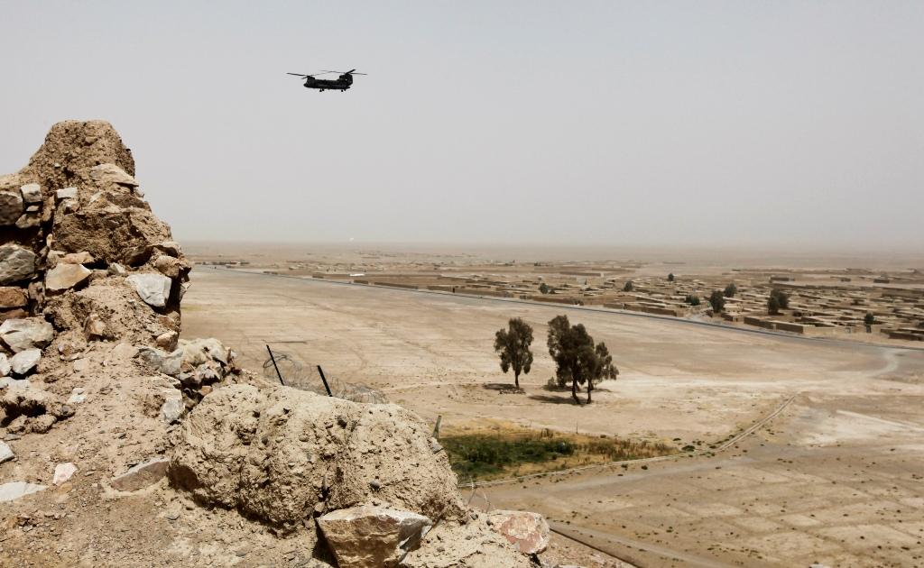 Spin Boldak, Afghanistan.