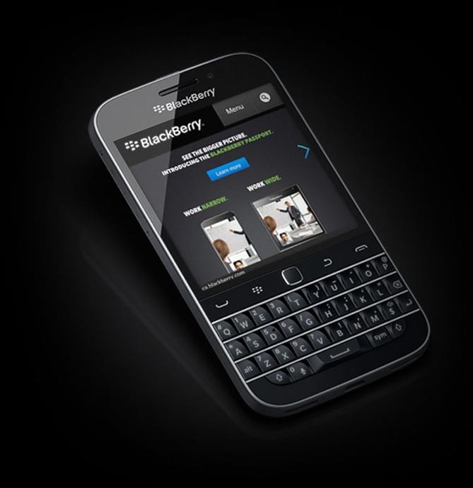 updating my blackberry software