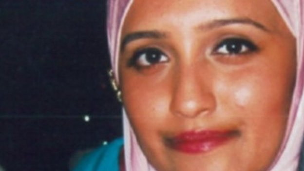 Asqa Mahmood, who travelled to Syria from Glasgow to join Islamic State in 2013.