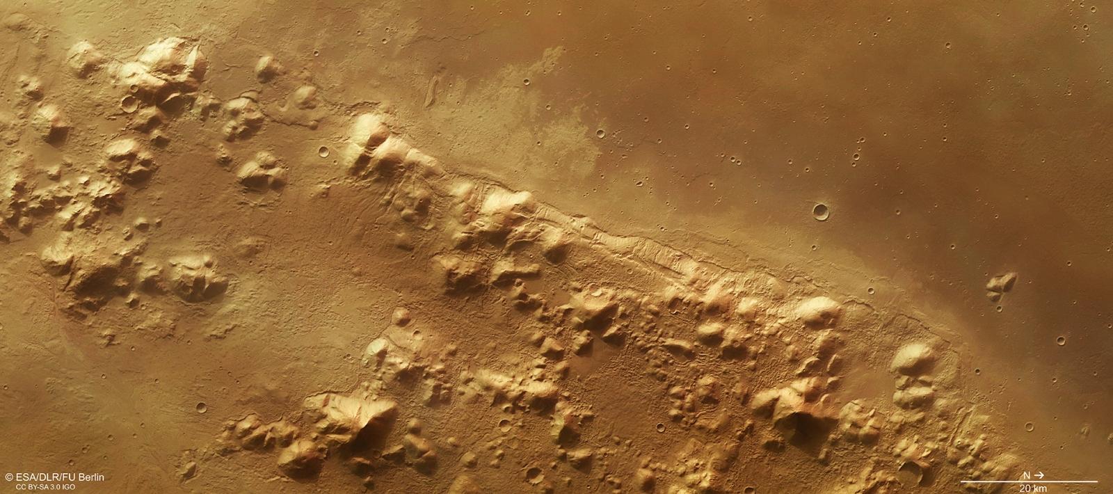 MARS PHLEGRA