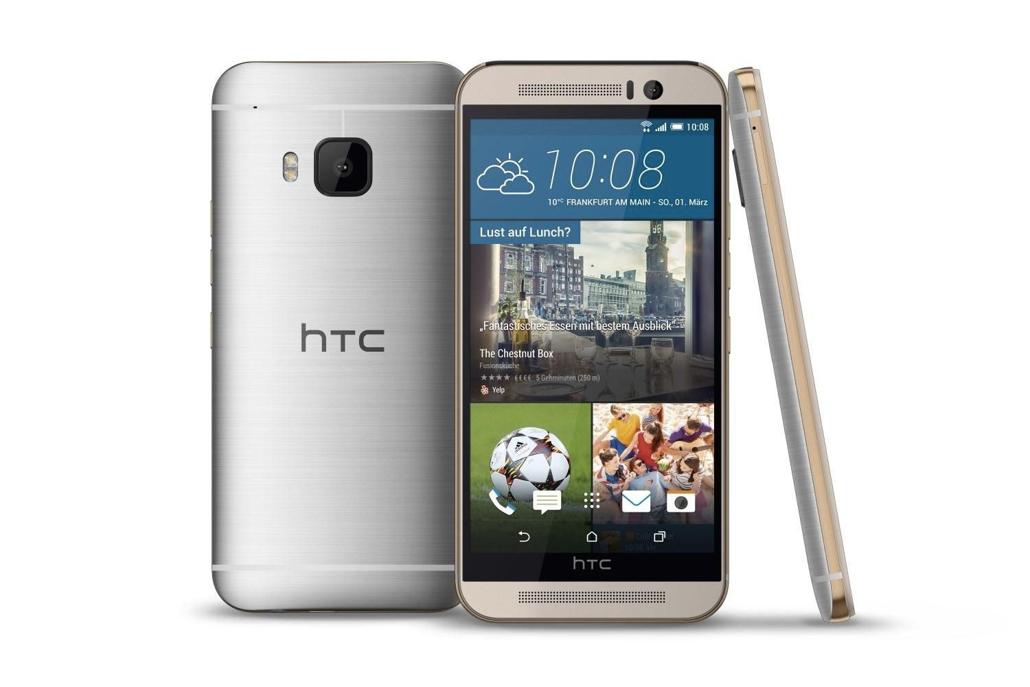 HTC One M9 Specs revealed