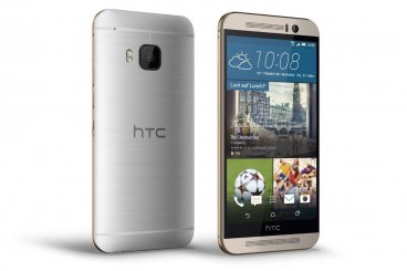 HTC One M9 Gold/Silver model