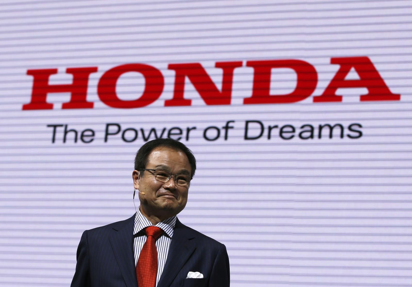 Honda Motor Co's President and Chief Executive Officer Takanobu Ito resigns.