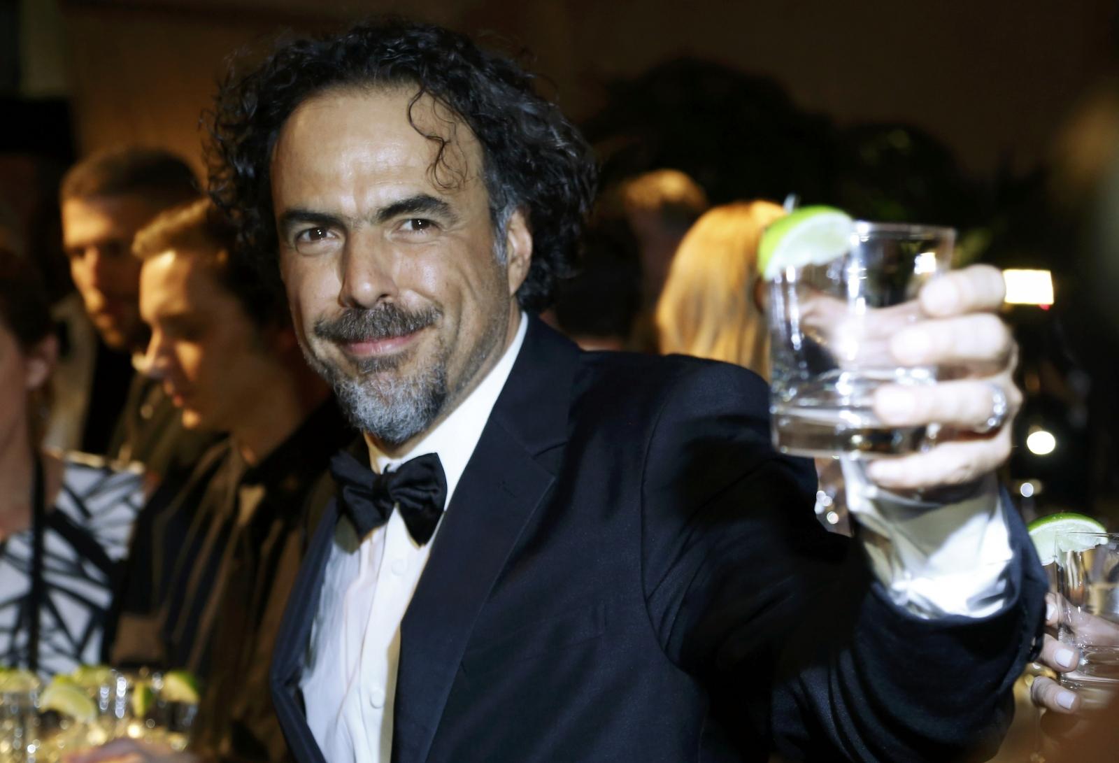 Oscars 2015: Alejandro González Iñárritu compares making Birdman to 'making love'