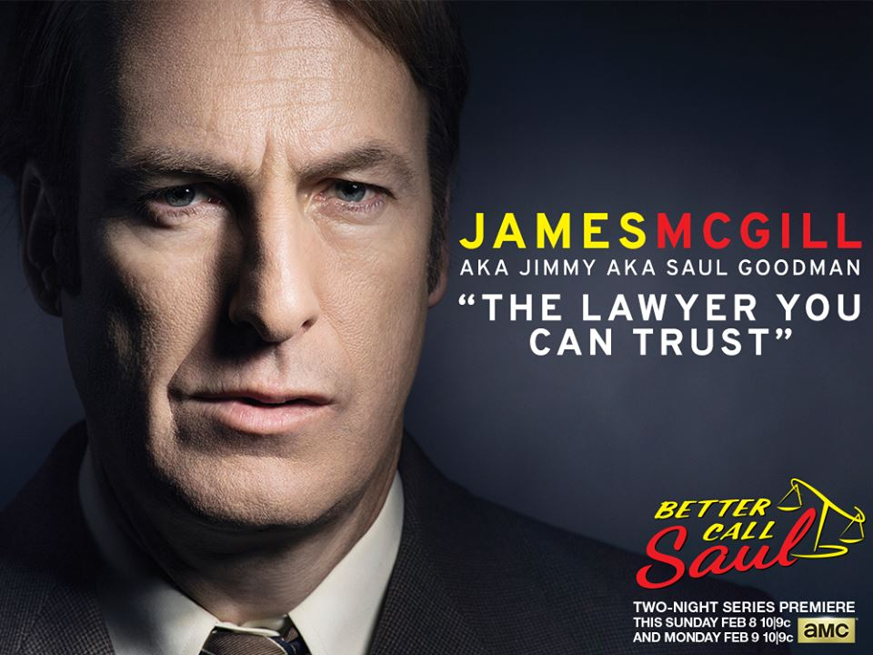 Better Call Saul episodes