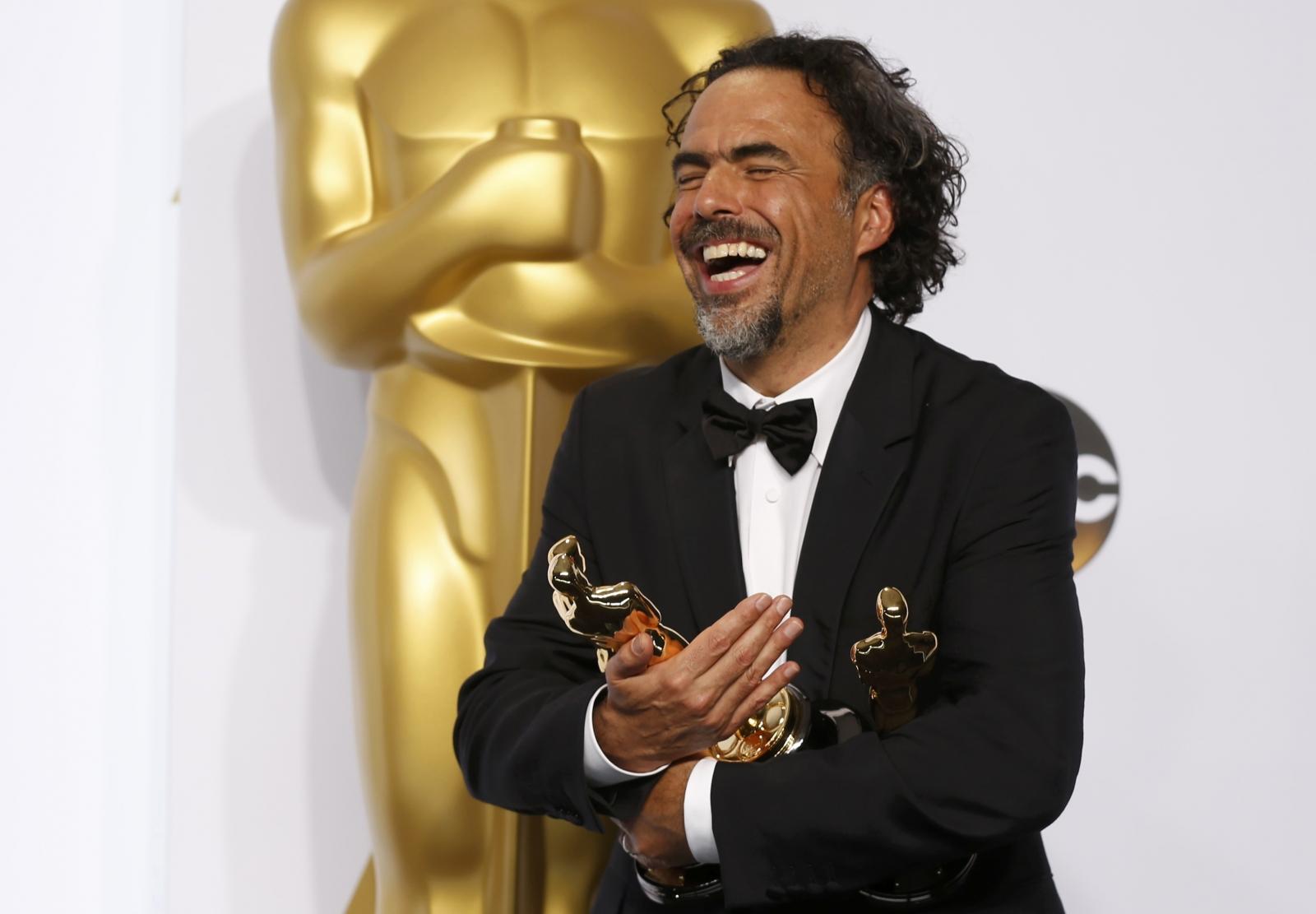Oscars 2015: Birdman soars to top bagging four awards