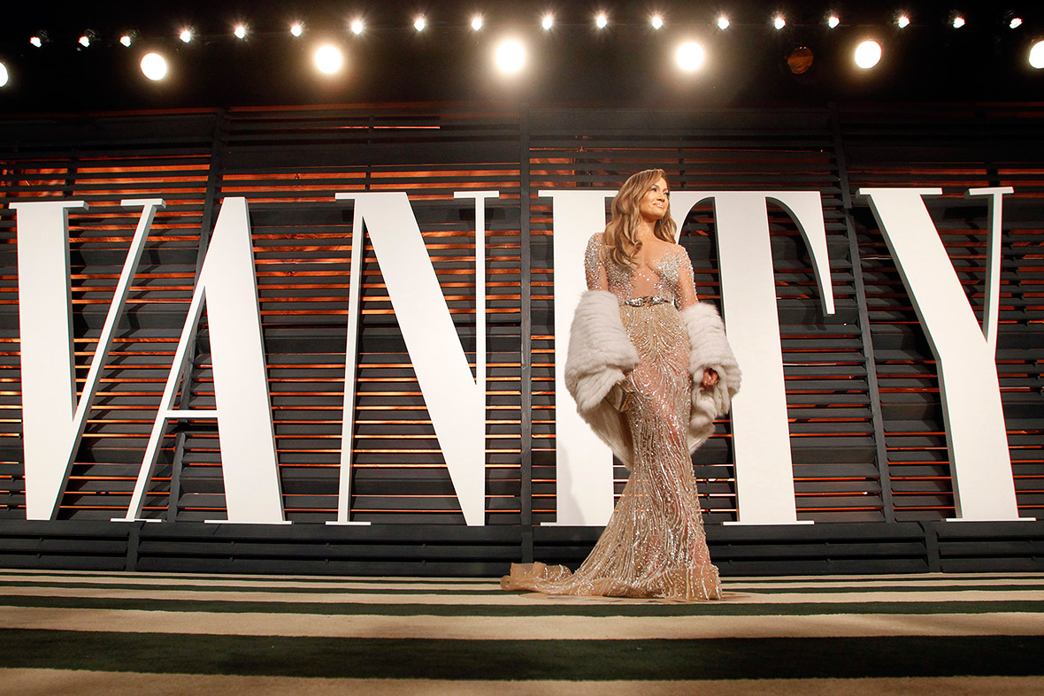 Oscars 2015 Vanity Fair party