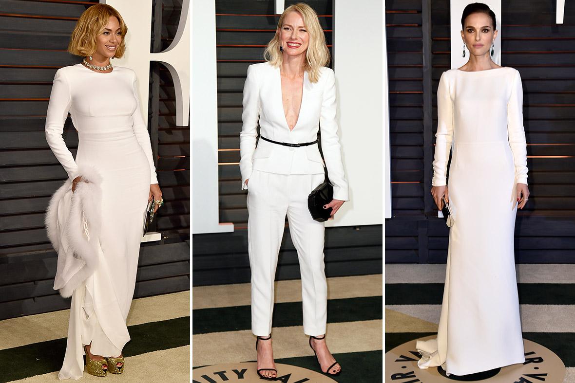 Oscars 2015 Vanity Fair party