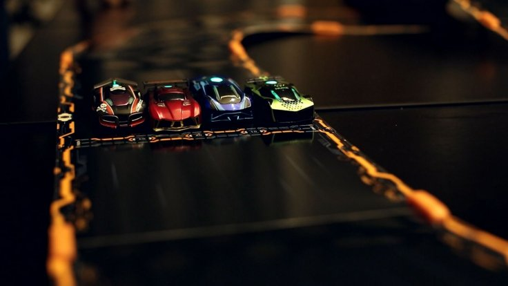 Anki Overdrive preview