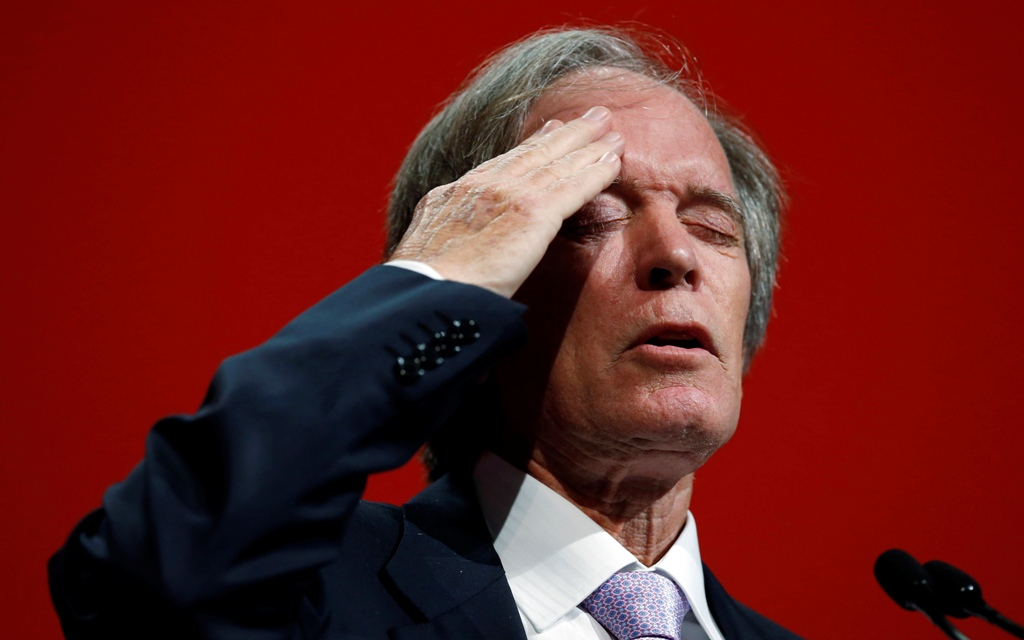 Bill Gross's Janus Global Unconstrained Bond Fund hit by crude oil rout
