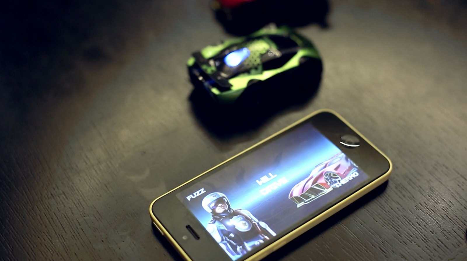 Anki Overdrive, toys of the future and build a real world version of the Toy Story toy box