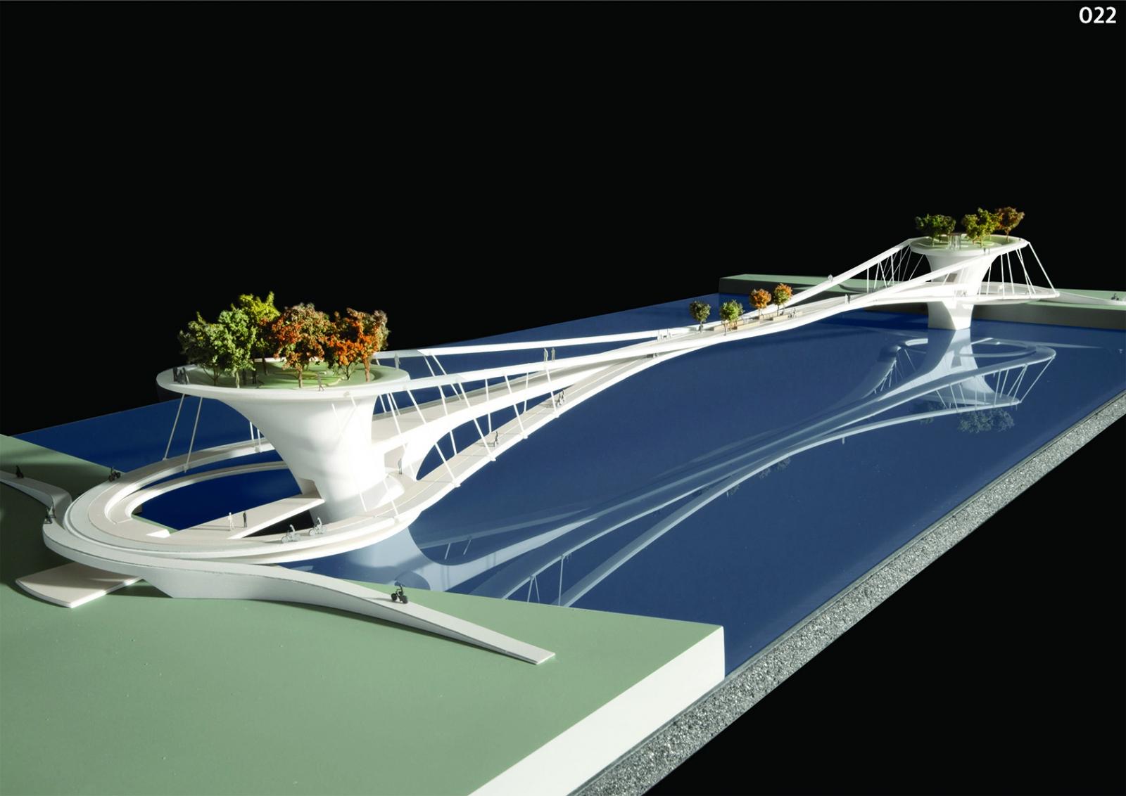 Nine Elms Pimlico bridge