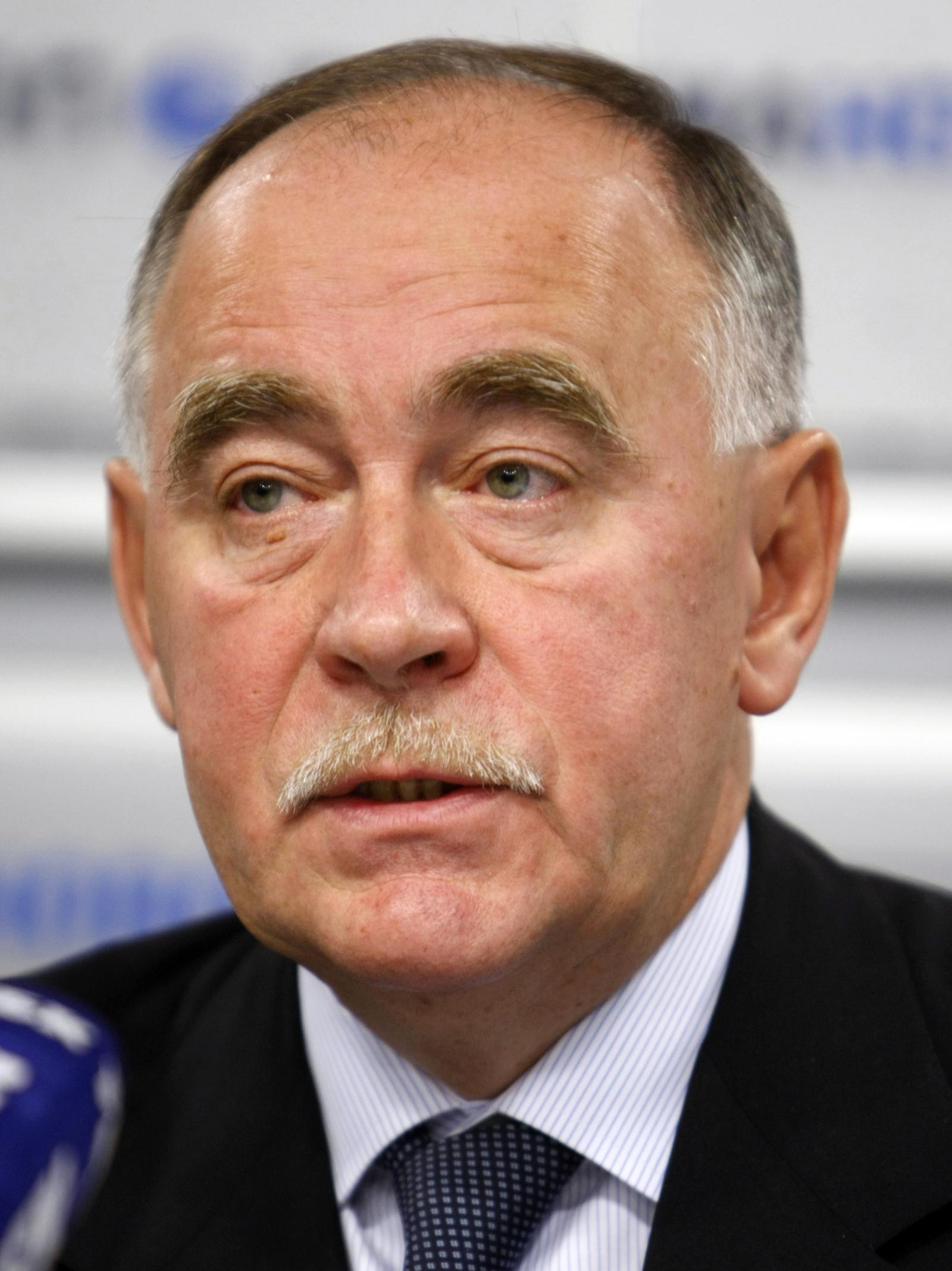 Viktor Ivanov, Viktor Ivanov, head of Russia's Federal Drug Control Agency (Reuters)