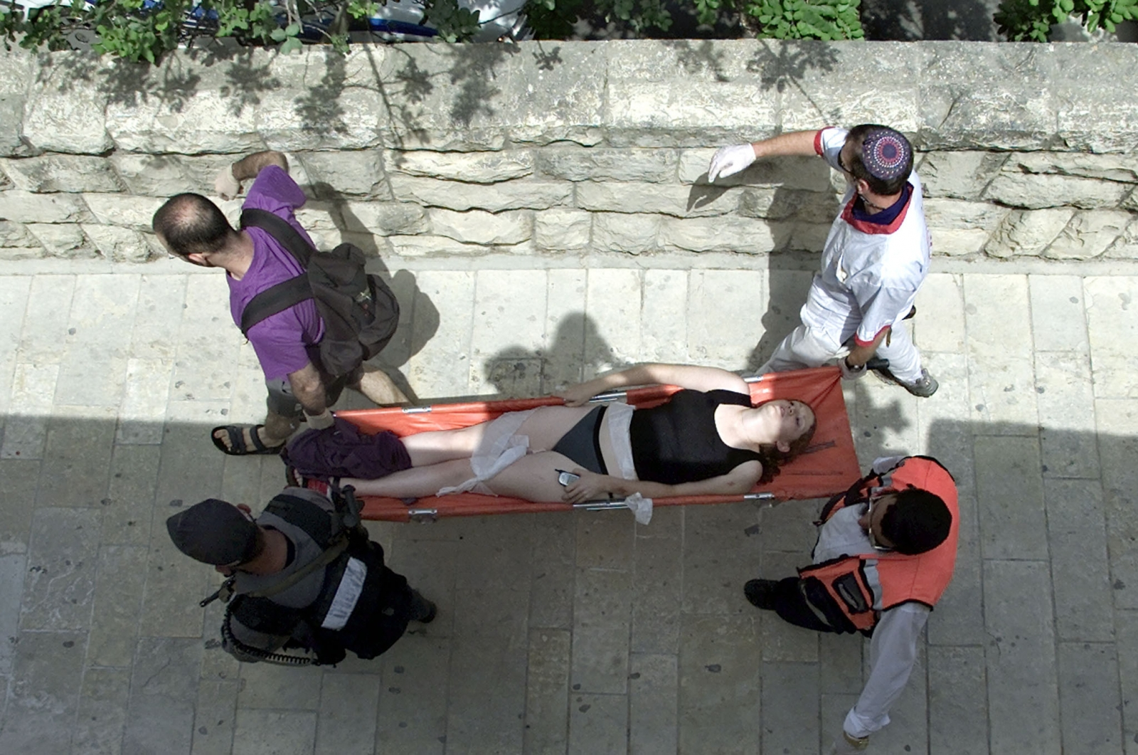 Jerusalem 2002