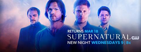 Supernatural season 10 episode 15