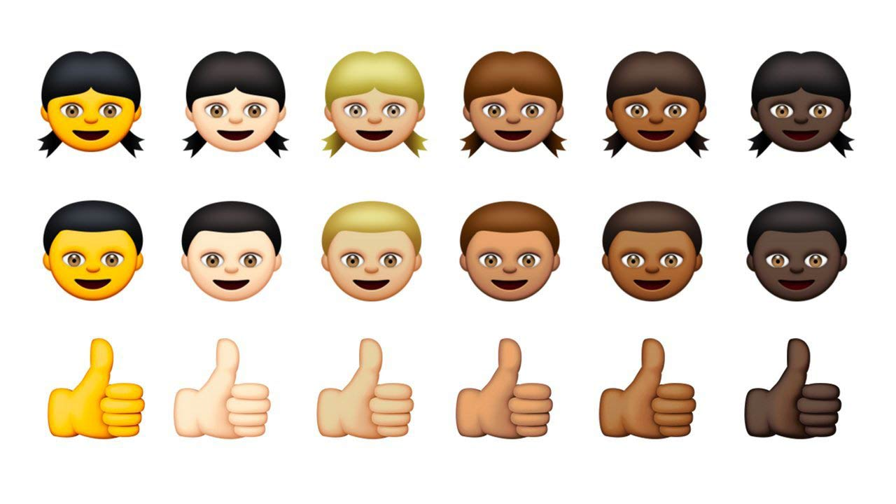Apple is releasing new racially and sexually diverse emoji with iOS 8.3 and OS X 10.10.3