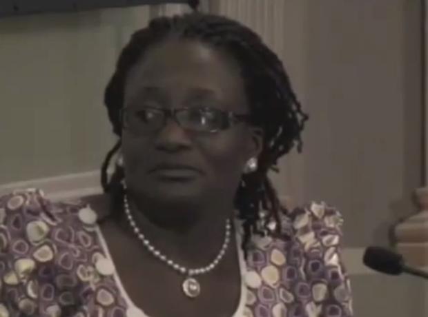 Esther Ibanga  Boko Haram