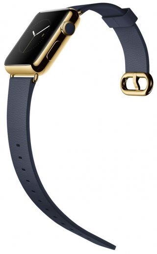 Apple Watch Edition gold