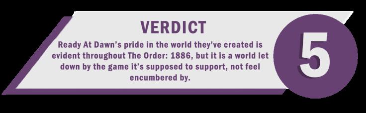 The Order Verdict