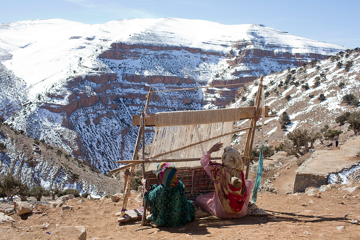 Like stepping into the past: Life in a Berber village in ...