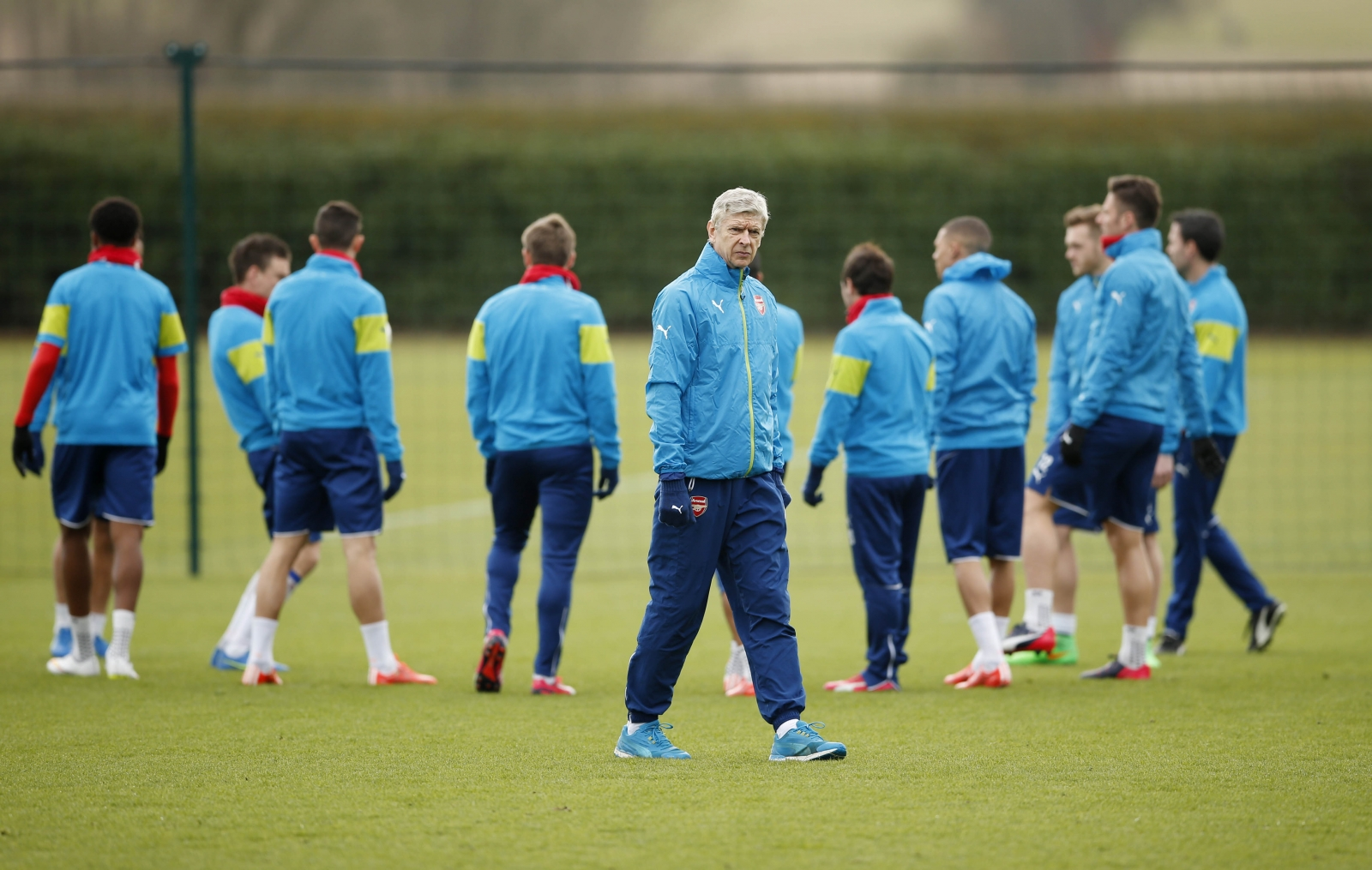 Arsene Wenger welcomes pressure of Champions League match against Monaco