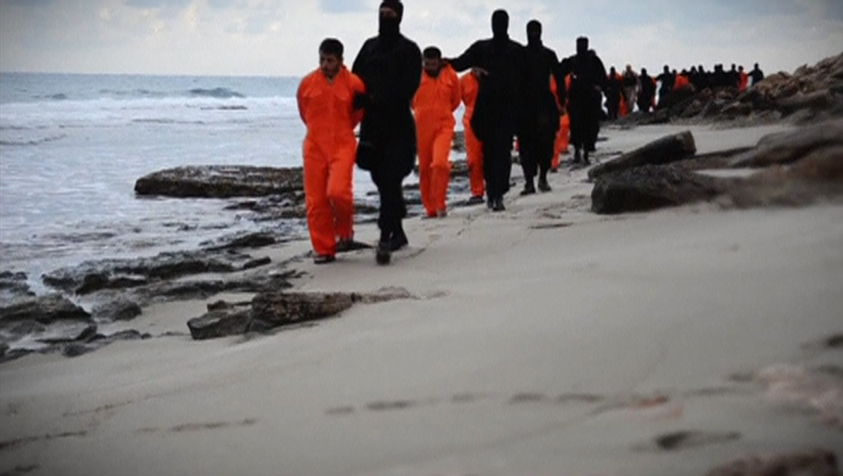Isis christian kidnappings